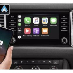 Boîtier Apple Carplay & Android Auto sans fil pour Skoda Kodiaq à partir de 2017