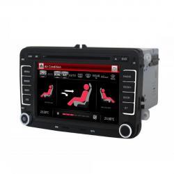 AUTORADIO GPS BLUETOOTH SKODA SUPERB OCATIVA ROOMSTER FABIA RAPID +CAMERA DE RECUL