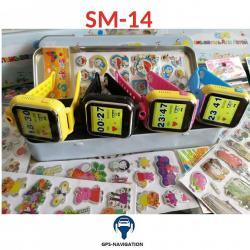 SM-14 MONTRE CONNECTÉE GPS POUR ENFANT