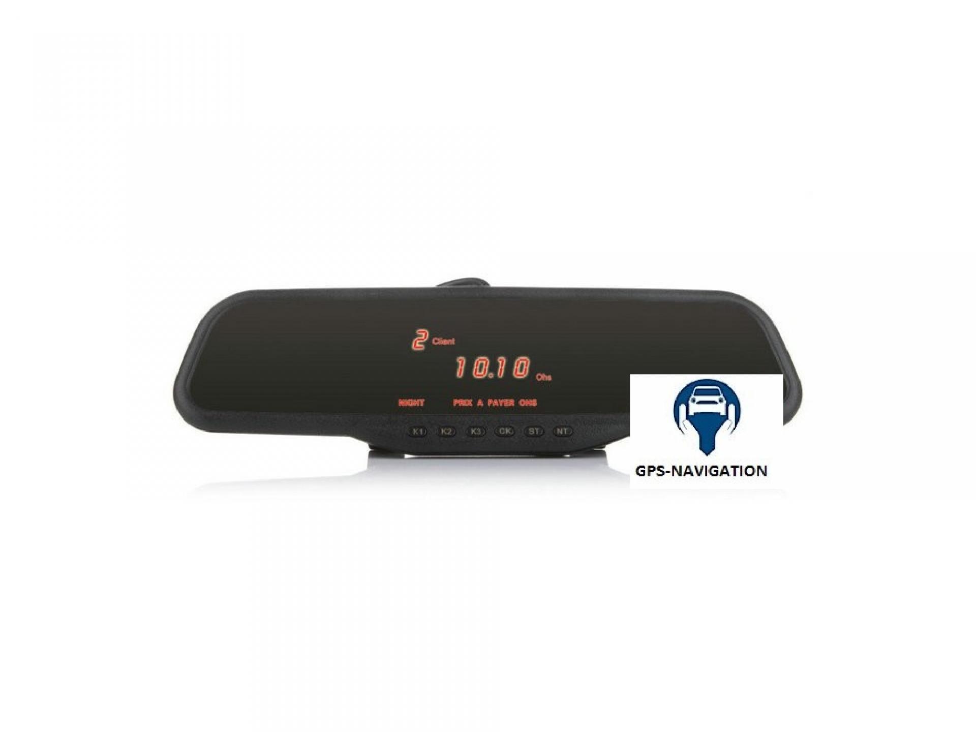 Taximetre lcd imprimante gps navigation fr 2