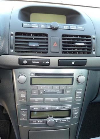 Toyota avensis wifi