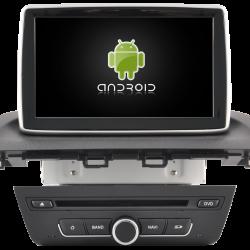 AUTORADIO ANDROÏD GPS BLUETOOTH MAZDA 3 + CAMERA DE RECUL