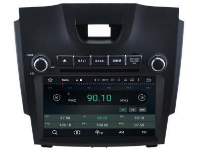 AUTORADIO GPS BLUETOOTH CHEVROLET COLORADO, TRAILBLAZER, S10 + CAMERA DE RECUL