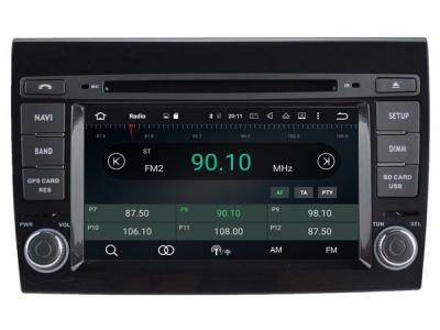 AUTORADIO GPS BLUETOOTH FIAT BRAVO depuis 2007 + CAMERA DE RECUL
