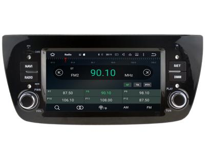 AUTORADIO GPS BLUETOOTH FIAT DOBLO depuis 2010 + CAMERA DE RECUL