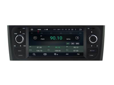 AUTORADIO GPS BLUETOOTH FIAT GRANDE PUNTO et LINEA  + CAMERA DE RECUL