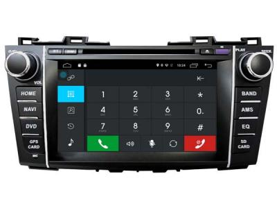 AUTORADIO GPS BLUETOOTH MAZDA 5  2007-2013 + CAMERA DE RECUL