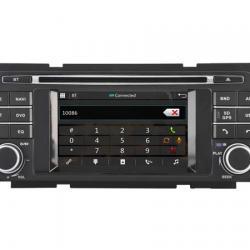 AUTORADIO GPS BLUETOOTH ANDROÏD Voyager, Chrysler PT Cruiser, 300C, Sebring + CAMERA DE RECUL