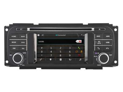 AUTORADIO GPS BLUETOOTH Chrysler 300M, Voyager, Sebring, Town, Country, Stratus, Grand Voyager + CAMERA DE RECUL