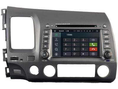 AUTORADIO GPS BLUETOOTH HONDA CIVIC 2006-2011 + CAMERA DE RECUL