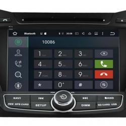 AUTORADIO GPS BLUETOOTH HYUNDAI ix45 SANTA FE depuis 2013 + CAMERA DE RECUL