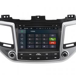 AUTORADIO GPS BLUETOOTH HYUNDAI ix35 et TUCSON depuis 2015 + CAMERA DE RECUL