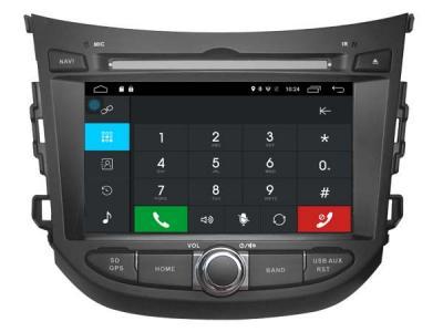 AUTORADIO GPS BLUETOOTH HYUNDAI HB 20 + CAMERA DE RECUL