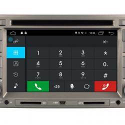 AUTORADIO GPS BLUETOOTH HYUNDAI H1 STAREX + CAMERA DE RECUL