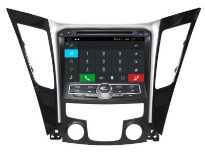 AUTORADIO GPS BLUETOOTH HYUNDAI NEW SONATA i40, i45, i50 2011-2013 + CAMERA DE RECUL