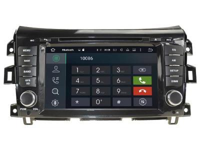 AUTORADIO GPS BLUETOOTH NISSAN Navara NP300 depuis 2015 + CAMERA DE RECUL