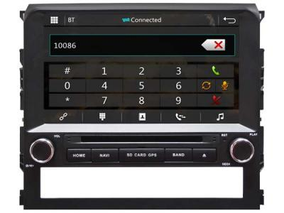 AUTORADIO GPS BLUETOOTH TOYOTA LAND CRUISER LC 200 depuis 2016 + CAMERA DE RECUL