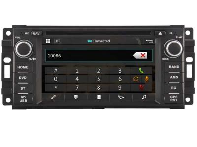 AUTORADIO GPS BLUETOOTH Chrysler 300C, Sebring, PT Cruiser, Grand Voyager,Town & Country + CAMERA DE RECUL