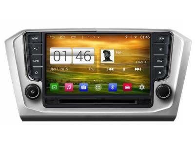 AUTORADIO ANDROÏD GPS BLUETOOTH VOLKSWAGEN PASSAT à partir de 2014 + CAMERA DE RECUL