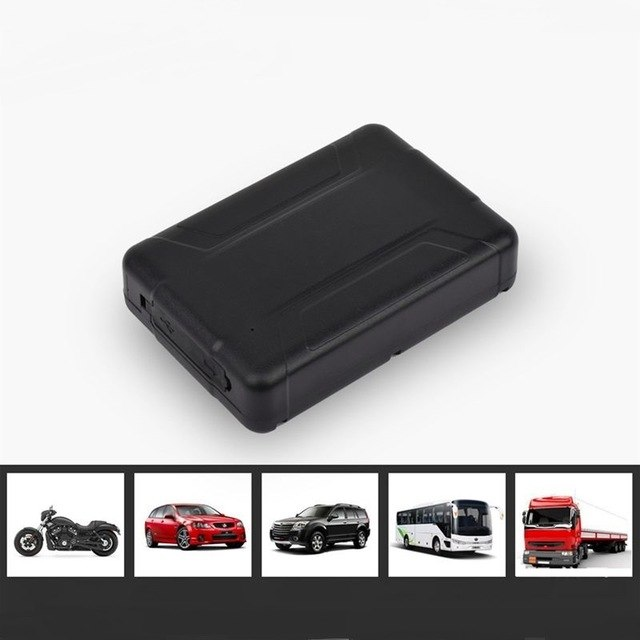 Voiture car gps tracker locator wif gps traceur aimant sans abbonement gps navigation fr 1