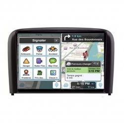 Autoradio Android tactile GPS Bluetooth Volvo S80 de 1996 à 2006 + caméra de recul