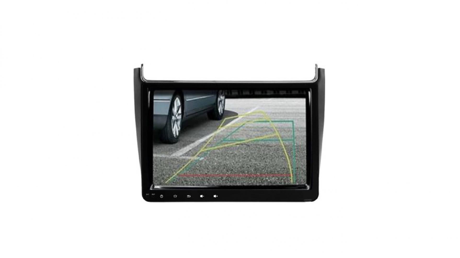 Vw polo autoradio gps bluetooth android auto carplay camera de recul commande au volant1
