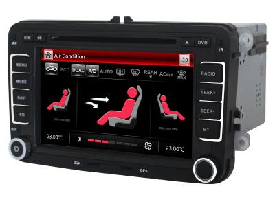 AUTORADIO GPS BLUETOOTH SKODA SUPERB OCATIVA ROOMSTER FABIA RAPID +CAMERA DE RECUL