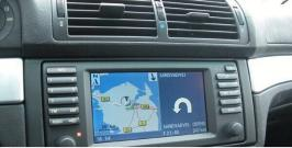 Www gps navigation fr bluetooth android wifi gps double din bmw e39 5