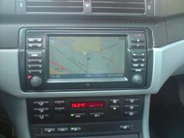 Www gps navigation fr bluetooth android wifi gps double din bmw e46 4