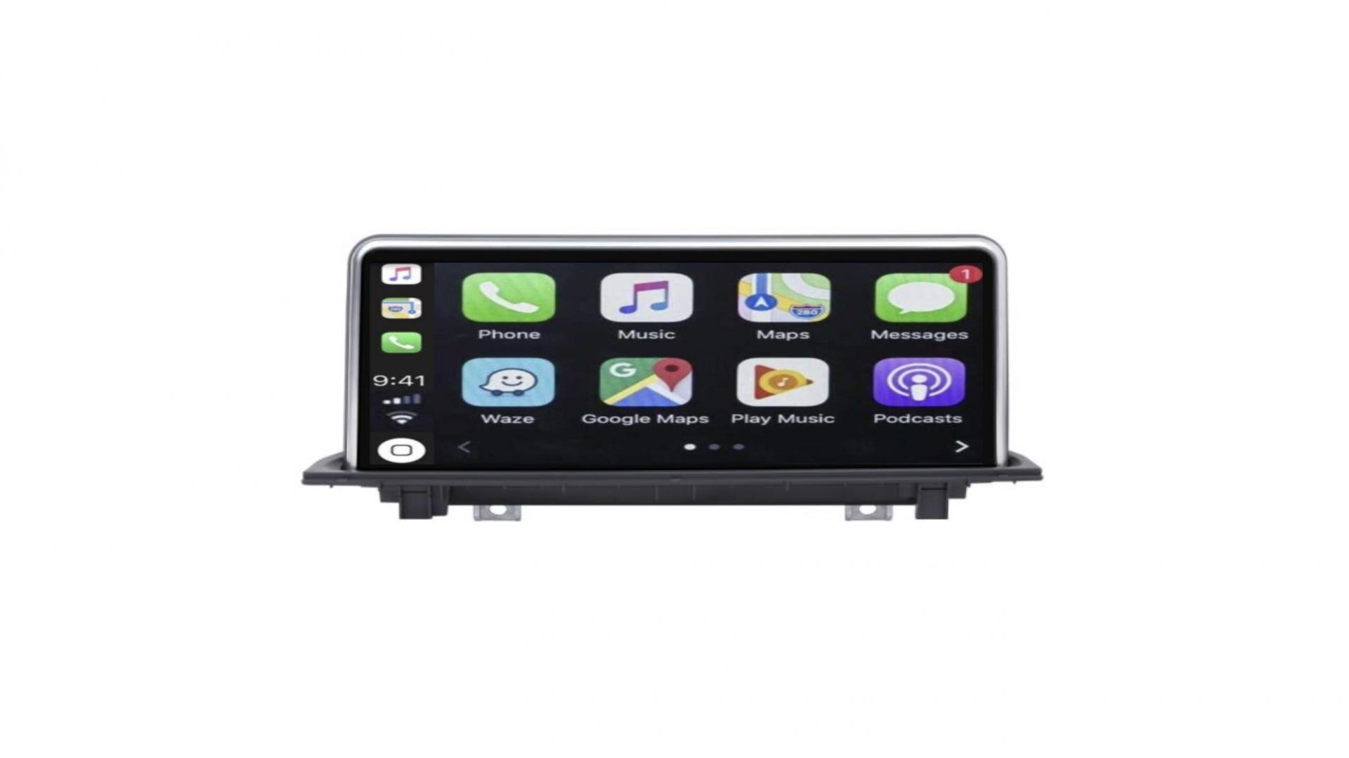 X1 f48 et bmw x2 f39 autoradio gps bluetooth android auto carplay camera de recul commande au volant